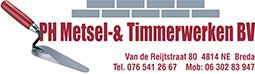 PH Metsel & Timmerwerken BV