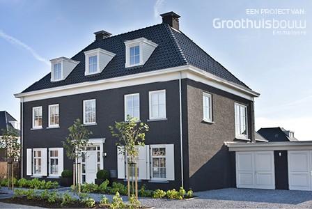 Uw eigen huis laten bouwen neem contact op met rudy for Contact eigen huis