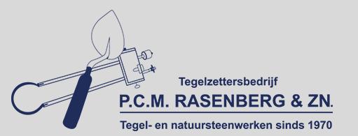 P.C.M. Rasenberg en zoon tegelzetters